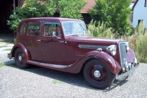 Armstrong Siddeley 16 hp 6 cylinder 2000 ccm from 1939