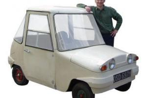 SCAMP ELECTRIC CAR - VERY RARE - scooter - bike - mobility