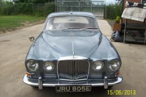 JAGUAR 420 1967  Photo