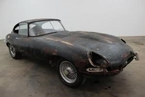 Jaguar e type 1964 coupe, matching numbers, for restoration,low low price