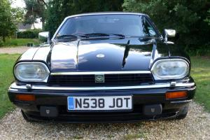 1996 JAGUAR XJ-S V12 AUTO BLACK  Photo