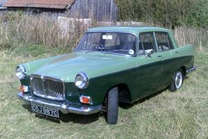 MG MAGNETTE Mk IV FARINA SALOON (like Wolesley/Riley/Oxford etc), 1622cc, 1965