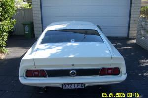 Ford Mustang Mach 1 VGC 351CJ C6 Auto 12 Slotters Rego 8 9 2013 in Moreton, QLD