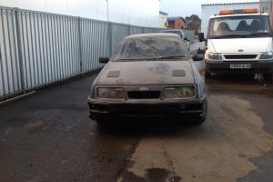 Ford sierra rs cosworth 3door project rally race track 3dr  Photo