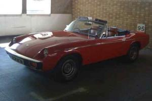 1974 Jensen Healey Mark 2, Long MOT, Great Car, Soft and Hard tops.