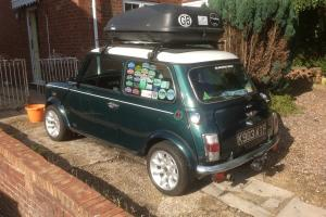 1993 ROVER MINI COOPER 1.3I 1340 MED engine S works spec