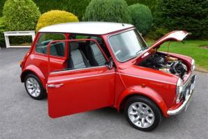 2000 Rover Mini Cooper Sport on Just 6300 Miles From New