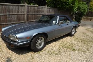 jaguar xjs convertible V12  Photo