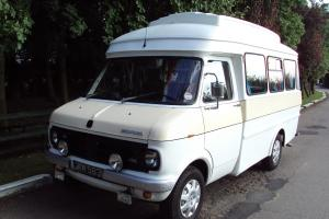 BEDFORD CF DORMOBILE CAMPERVAN LAND CRUISER 1972 TAX EXEMPT DIESEL CONVERSION