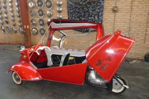 MESSERSCHMITT KR200 Photo