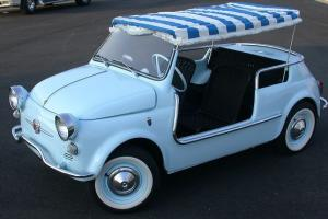 Fiat Jolly 500 - Rare US Version!