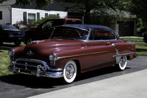 1952 Oldsmobile Super 88 Holiday Coupe Photo