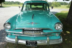 1954 Plymouth Belvedere - Mostly original- excellent condition!