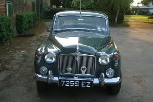 GORGEOUS ROVER P4 95 BY THE NAME OF ELIZABETH  Photo