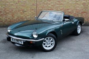 Triumph Spitfire 1500CC Convertible, 1000 Photo