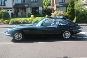 Jaguar E-type S3, V12 5.3, 2