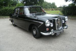 1964 Wolseley 6/110 MK2 Manual (Credit/Debit Cards