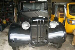 Rare 1956 AUSTIN FX3 D London Taxi Cab Restoration not Beardmore