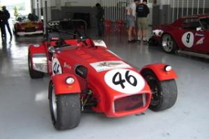 1986 Caterham Seven Historic Race Car