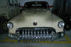 Buick Dynaflow USA car 1950 CONVERTIBLE