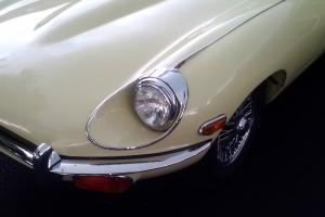 1969 Jaguar XKE Base Coupe 2-Door 4.2L Photo