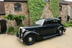 1938 Daimler 15.1 owner for the past 43 years. Show Condition