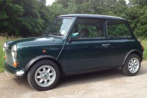 1995 ROVER MINI MAYFAIR GREEN  Photo