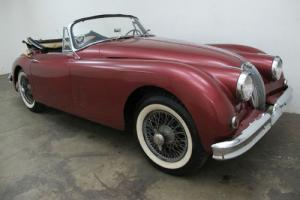 Jaguar XK150 DHC 1959 use or restore  Photo