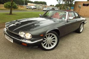 1984 JAGUAR XJ-SC CONVERTIBLE 3.6 MANUAL, RARE CAR AT BARGAIN PRICE SWAP PX  Photo