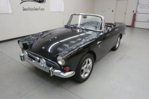 "RARE !!..1967 Sunbeam Alpine ""V"" Roadster 1.7 L / 4 spd. Older restoration,Nice!"