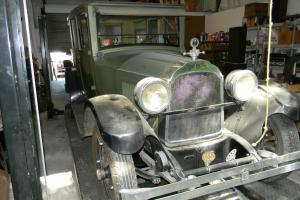 1924 WILLYS KNIGHT Model 64