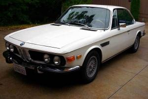 1970 BMW 2800 CS (Updated Features) Check this one out!
