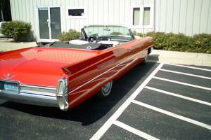 1964 CADILLAC DEVILLE CONVERTIBLE GREAT DRIVER