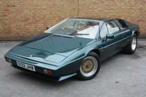 Lotus Esprit S3 High Compression non Turbo 2.2 Manual