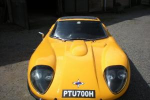 Marcos 1970 3ltr steel chassis classic car  Photo