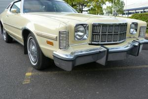 1976 Ford Elite V8 Auto 37,700 miles from new for Sale