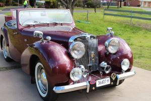 Triumph Roadster 2000 1949 in Central West, NSW  Photo