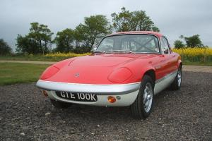 LOTUS ELAN SPRINT TYPE 36 1971