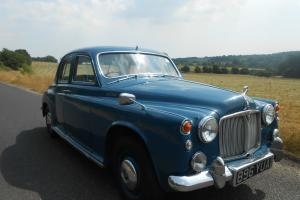 1959 ROVER P4100 CLASSIC CAR 2.6 6 CYLINDER PETROL REAL NICE CAR 13,800 MILES  Photo