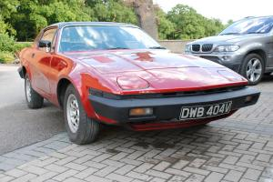 1979 TRIUMPH TR7 2L Petrol Fully Restored  Photo