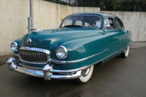 1951 Nash Airflyte Ambassador Super - Immaculate ,onre of two survivors in uk