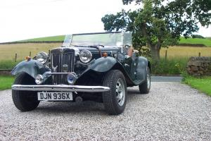 MG TD Replica 1950 Photo