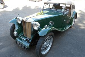 MG TC 1948  Photo