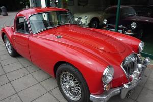 MGA Coupe 1600 mk2  Photo