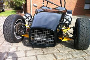 Lotus Seven Replica Locost 7 Clubman Race CAR NOT Caterham PRB Westfield Birkin in Barwon, VIC