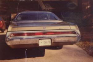 1970 Chrysler 300-One of a Kind