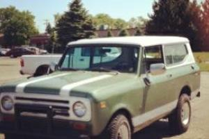 1971 International Scout II Base Sport Utility 2-Door 5.6L