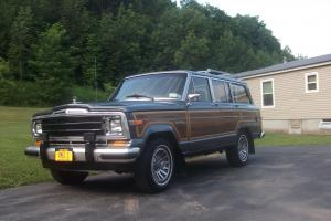 1988 Jeep Grand Wagoneer  Moon Roof
