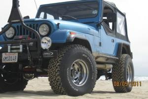 "1979 Custom Built AMC Jeep CJ7 with V8  35"" Tires"