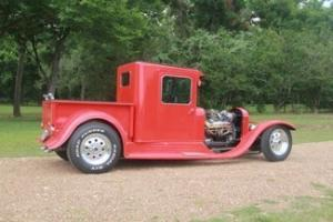 1934 Custom TRUCK Street Rod! A/C, Stereo, Air Ride, New tires, FLAWLESS! Ready!